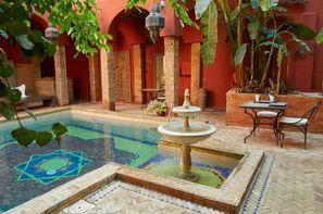 Vacances Marrakech: Hôtel Les Jardins d'Hénia