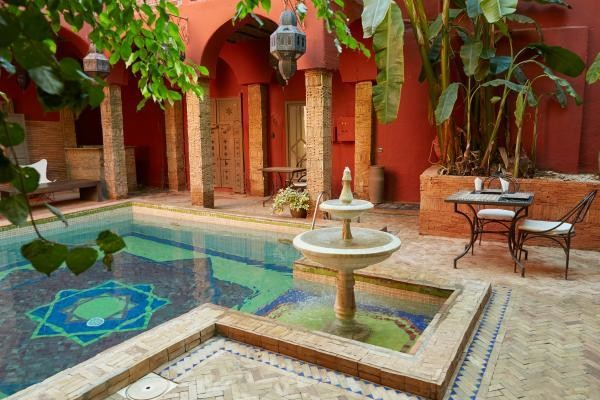 H Tel Les Jardins D 39 H Nia Marrakech Maroc Fram