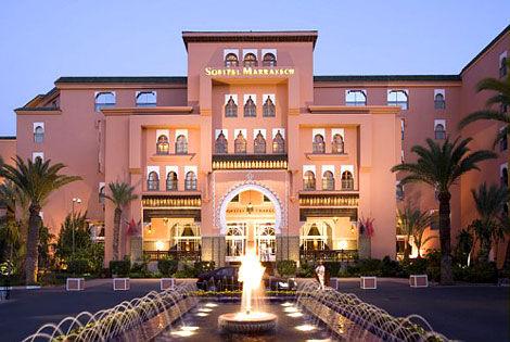 Sofitel Marrakech Palais Imperial 5* - MARRAKECH - MAROC