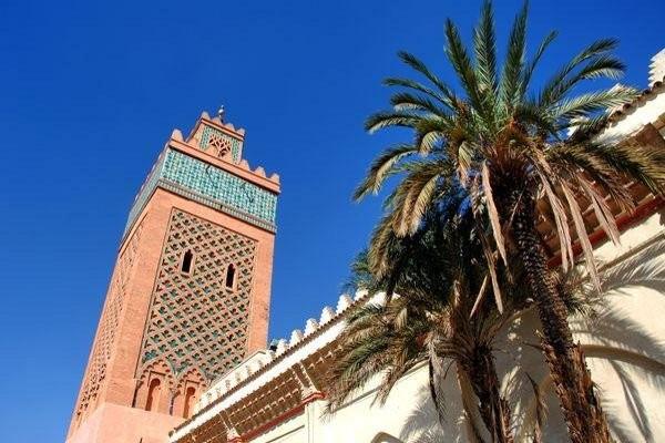 h tel marmara dar atlas marrakech maroc go voyages. Black Bedroom Furniture Sets. Home Design Ideas