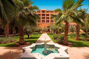 Maroc-Marrakech, Hôtel Atlas Medina & Spa