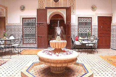 à Marrakech - MARRAKECH - MAROC