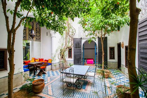 Hôtel Dar Naima - MARRAKECH - MAROC
