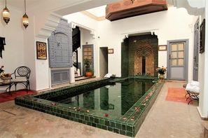 Vacances Marrakech: Riad Les Jardins de Mouassine