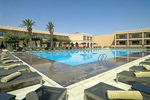 Maroc-Marrakech,Hôtel Adam park 5*