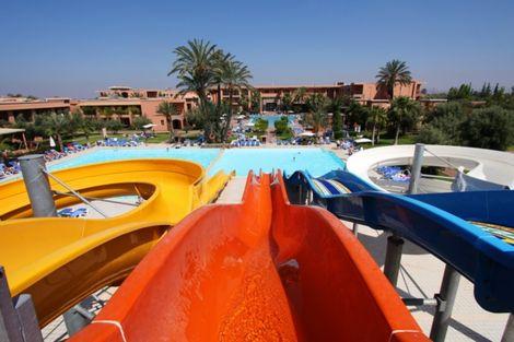 Hôtel animé Atlas Targa Resort 4* - MARRAKECH - MAROC