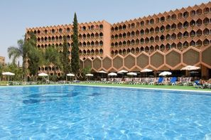 Vacances Marrakech: Hôtel Atlas Asni