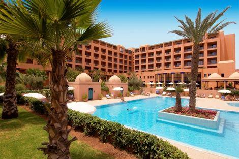 Hôtel Atlas Medina & Spa 5* - MARRAKECH - MAROC
