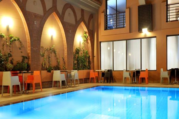 H tel blue sea le printemps gueliz marrakech maroc go for Hotel perpignan avec piscine