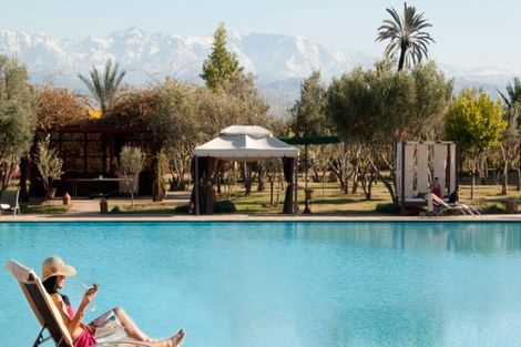 Hôtel Eden Andalou Spa & Resort 5* - MARRAKECH - MAROC
