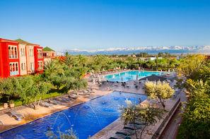 Maroc - Marrakech, Hôtel Eden Andalou Spa & Resort