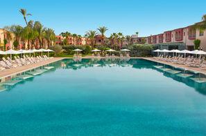 Maroc-Marrakech, Hôtel Iberostar Club Palmeraie Marrakech