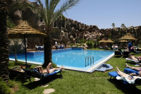Imperial Holiday 4* - MARRAKECH - MAROC