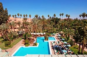 Maroc - Marrakech, Hôtel Kenzi Farah