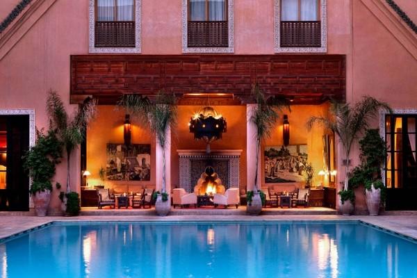 H tel les jardins de la koutoubia marrakech maroc go voyages for Hotel marrakech pas cher avec piscine