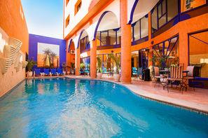 Vacances Marrakech: Hôtel Les Trois Palmiers