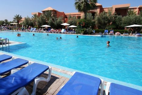 Hôtel Maxi Club Atlas Resort 4* - MARRAKECH - MAROC