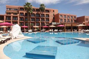 Maroc - Marrakech, Hôtel Medina Gardens