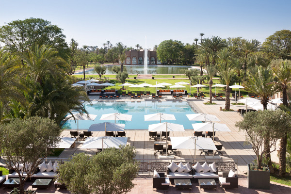 Piscine - Pullman Marrakech Palmeraie Resort and Spa 5*