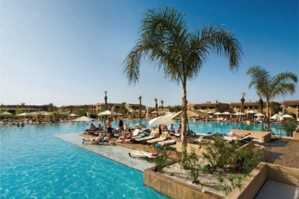H tel riu tikida palmeraie marrakech maroc fram for Hotel marrakech pas cher avec piscine