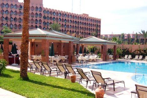 Ryad Mogador Menara 5 Marrakech Maroc