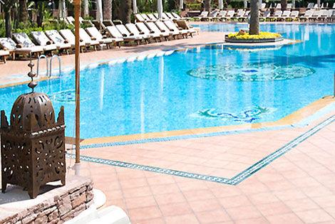 Hôtel Sofitel Marrakech Lounge And Spa 5* - MARRAKECH - MAROC