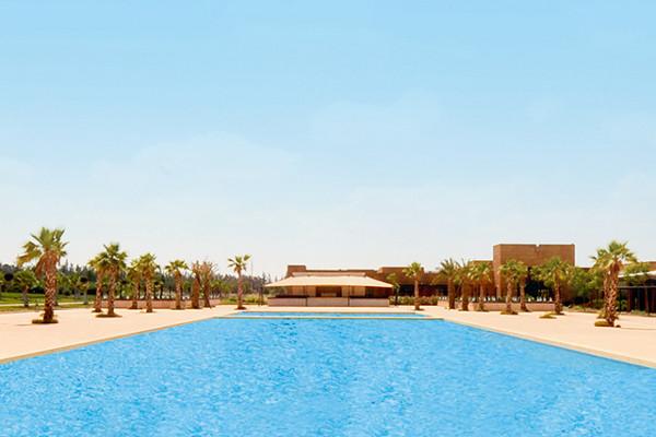 H tel splashworld aqua mirage marrakech maroc partir pas for Hotel marrakech pas cher avec piscine