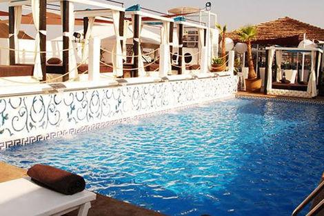 Hôtel Ushuaia Clubbing Marrakech 3* - MARRAKECH - MAROC