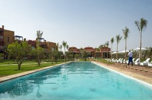 Maroc - Marrakech, Hôtel Vizir Hotel
