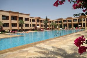 Maroc-Marrakech, Hôtel Zalagh Kasbah & Spa