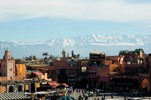 Maroc-Marrakech,Hôtel Zalagh Kasbah & Spa 4*