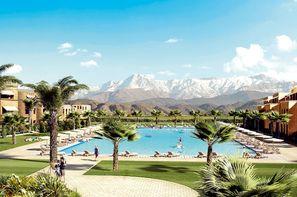 Maroc-Marrakech, Hôtel Aqua Mirage