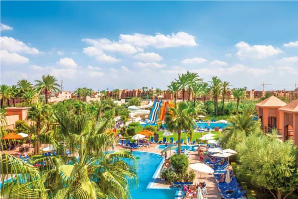 Vue panoramique - Hôtel Maxi Club Atlas Targa Resort 4*