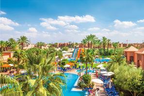Maroc-Marrakech, Hôtel Maxi Club Labranda Targa Aqua Parc