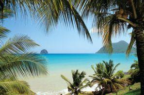 Vacances Diamant: Résidence hôtelière Marine Diamant + location de voiture cat A