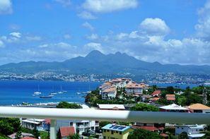 Martinique-Fort De France, Résidence hôtelière Villa Melissa