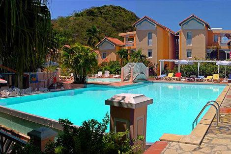 hotel hameau de beauregard martinique