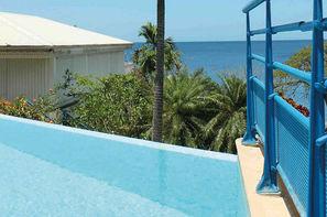 Martinique-Fort De France, Hôtel Madi Créoles