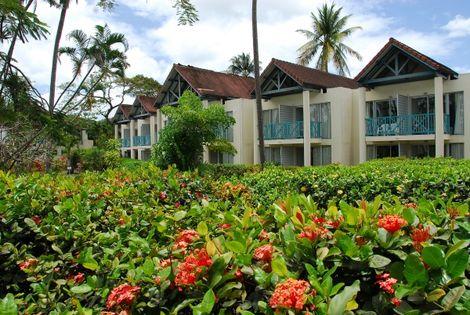 Hôtel ClubTrois-îlets  3* - TROIS-ILETS - CARAIBES OUTRE MER