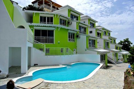Hôtel Villa Melissa - TROIS-ILETS - CARAIBES OUTRE MER