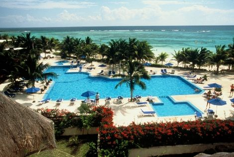 Hôtel Akumal Beach Resort 4* - AKUMAL - MEXIQUE