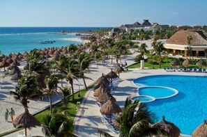 Mexique-Cancun, Hôtel Grand Bahia Principe Coba