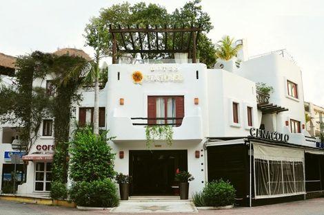Hôtel Quinto Sol 3* - CANCUN - MEXIQUE