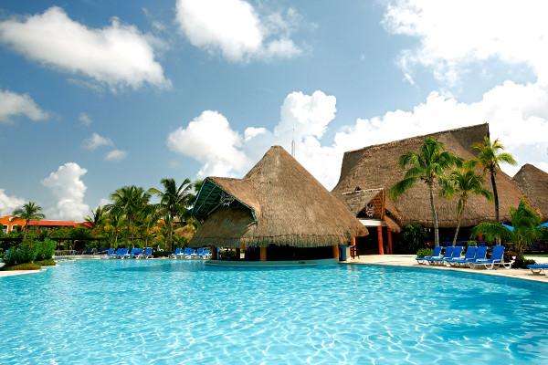 Piscine - Hôtel Barcelo Maya Beach Resort 5*