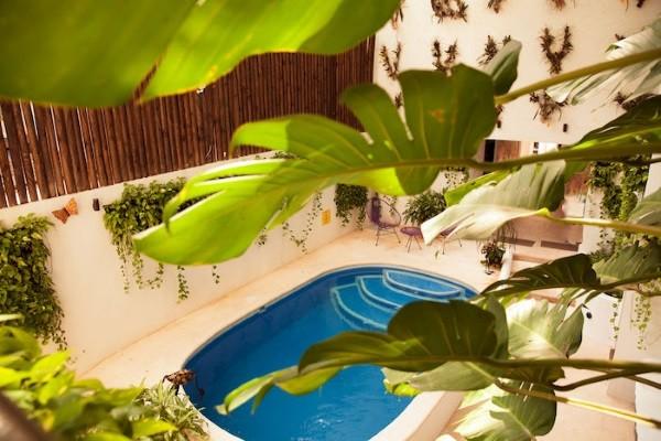 Piscine - Hôtel Bravo Casa Ticul 3*
