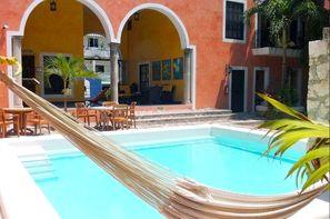Mexique - Cancun, Hôtel Casa de las Flores