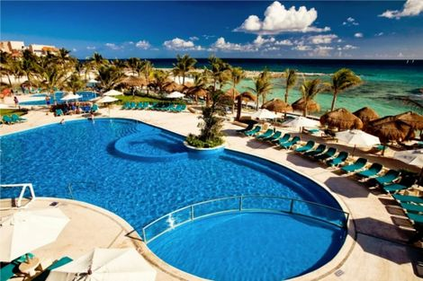 Hôtel Catalonia Riviera Maya 4* - CANCUN - MEXIQUE