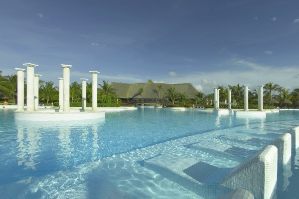 Piscine - Grand Palladium Colonial & Kantenah Resort & Spa