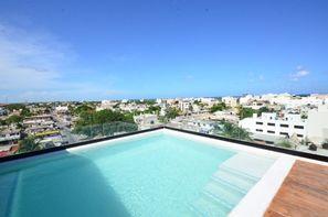 Mexique-Cancun, Hôtel Hotelito del Mar