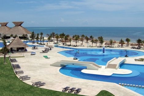 Hôtel Le Bluebay Grand Esmeralda 5* - CANCUN - MEXIQUE